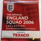 Official England Squad 2006 Collection - SEALED