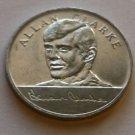 Allan Clarke - 1970 England World Cup Squad Medal