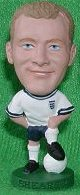 PRO198 Alan Shearer - England Home - Grubby