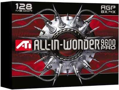 ATI All-in-Wonder 9600 128MB (AGP)