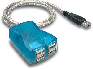 4-Port USB Hub (TRENDnet TU-400e)