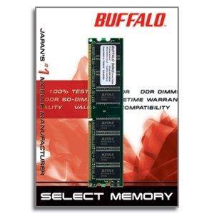 1GB Buffalo Select PC3200 Unbuffered DDR RAM Module