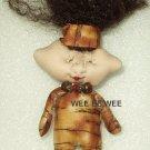 Wee Be Wee Folk Doll - Bronzy