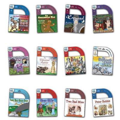 12 Pack Classic Childrens Audio Books