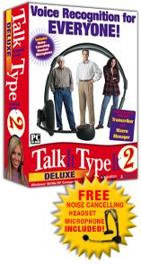Talk It Type It 2 Deluxe