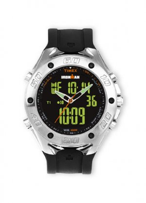 Mens Ironman Combo 42-Lap Watch