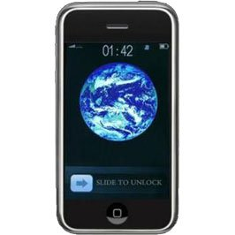 i68 Sciphone Quad band GSM Phone iphone style P168 upgrade