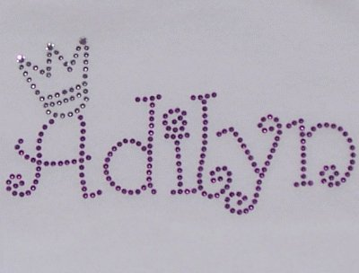 Personalized Girl Baby NAME Onesie CUSTOM  **Boutique**