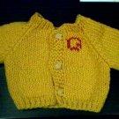 Handmade Cardigan Sweater for 18 inch American Girl Doll