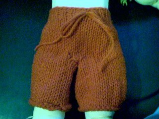 Handmade Baby Born Pants