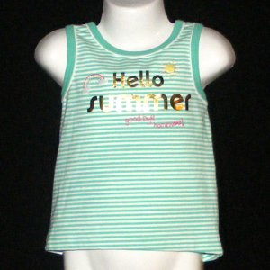 OSHKOSH B'GOSH TANK TOP GIRLS 4 - FREE SHIPPING