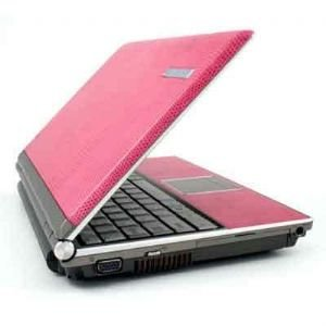 Pink Leather Notebook