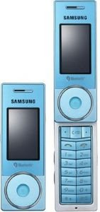 Samsung Sgh-X830 Blue Gsm Unlocked