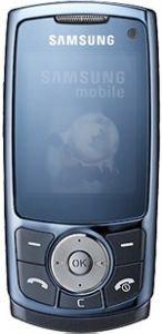 Samsung Sgh-L760 Sapphire Blue Unlocked Gsm Phone