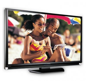 "TOSHIBA 46RF350U 46"" 1080P FULL HD LCD TELEVISION WITH SUPER NARROW BEZEL"