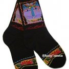 Laurel Burch Mariah Cat Socks