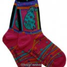 Laurel Burch Matisse The Cat Socks