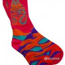 Laurel Burch Jaunita The Cat Socks