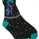 Laurel Burch Dog and Doggie Socks