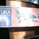 Junkers JU 87b Stuka German WW2 Bomber model plane