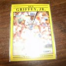 Ken Griffey Jr fleer 91 card baseball card