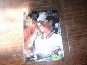 Dale Earnhardt Card Finshing line
