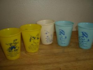 Old Plastic Cups kids stories