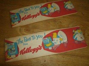 Kelloggs Paper Hats  Old hats