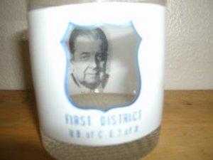 R E Livingston glass
