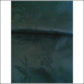 Ring Sling...Navy Asian inspired Silk