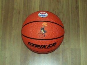 rubber baksteball