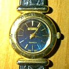 Gitano Watch Cobalt Blue Face