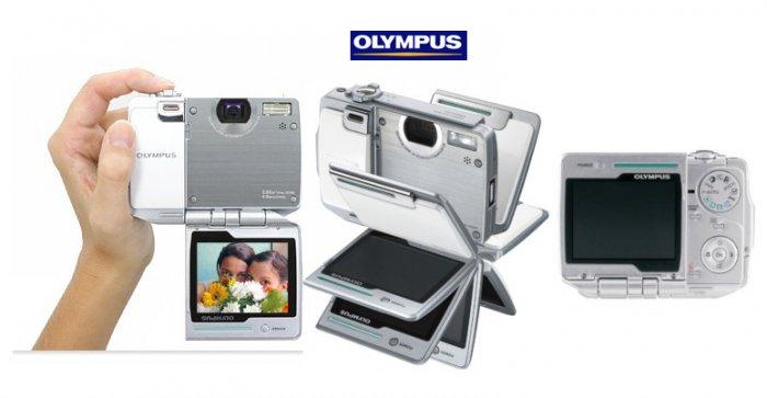 Olympus IR500 Digital Camera
