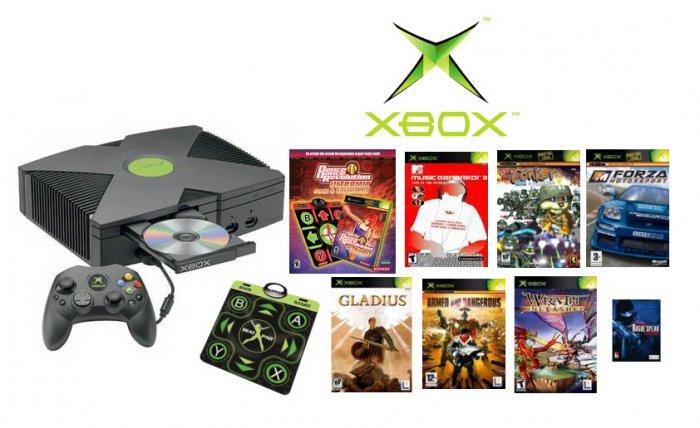 Xbox MTV Dance Bundle