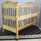 "Giovanni Rizzo ""Yorba Linda"" Full Size Baby Crib MSRP $399.99"