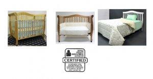 "Giovanni Rizzo ""Venice White"" Full Size Baby Crib MSRP $699.99"