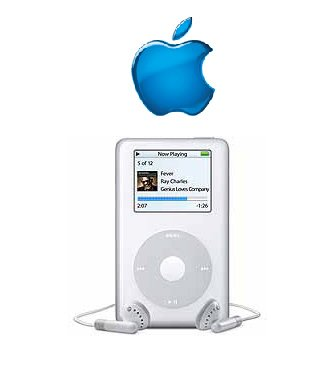 iPod 30GB with Click Wheel - 7000 Songs In Your Pocket