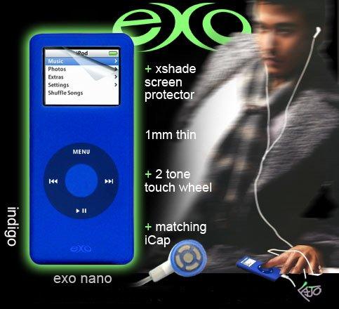 Apple Ipod Nano Exo Combo