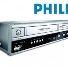 "Philips DVP3050 Progressive Scan DVD  VCR Combo ""Multi Region"