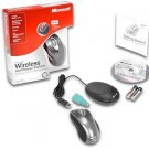 Microsoft Wireless Intellimouse Explorer Optical Platinum Mouse (OEM)