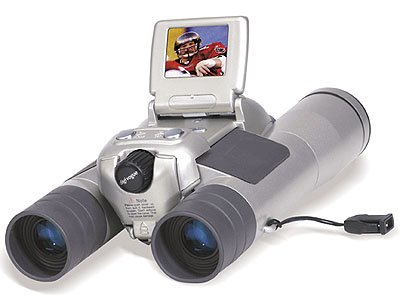 Pro Viewer 2.1 Mega Pixels Digital Binocular Camera W LCD