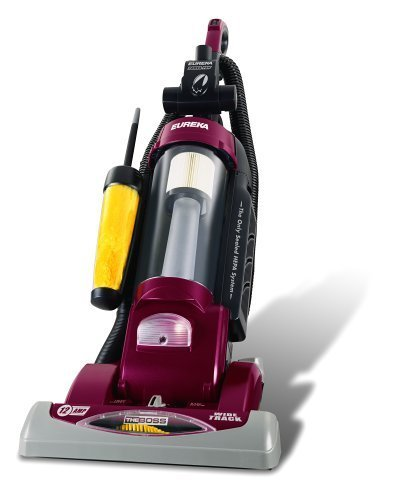Eureka The Boss Widetrack Bagless Vacuum Cleaner with HEPA Filtration