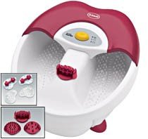 Dr. Scholl's DR6622 Ultimate Pedicure Foot Spa