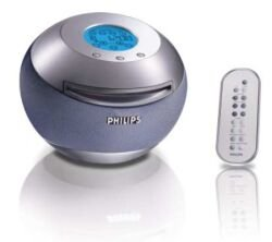 Philips PSS010 Philips Compact Sphere Style CD System