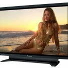 Panasonic TH-42PWD7U 42Inch EDTV 4000-1 Contrast Ratio Black Plasma