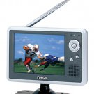 Naxa - 5 Inch Portable LCD TV w Stand and Remote Control + PALNTCS Compatible