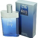 Cool Water Deep by Davidoff Eau de Toilette 3.4 oz Natural Spray