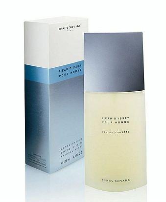 Issey Miyake Men 4.2 Oz Eau De Toilette Spray