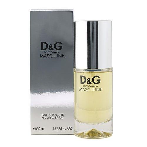 D&G Masculine by Dolce & Gabbana 3.4 Oz