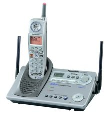 Panasonic KX-TG5210M 5.8 GHz Expandable Cordless Phone